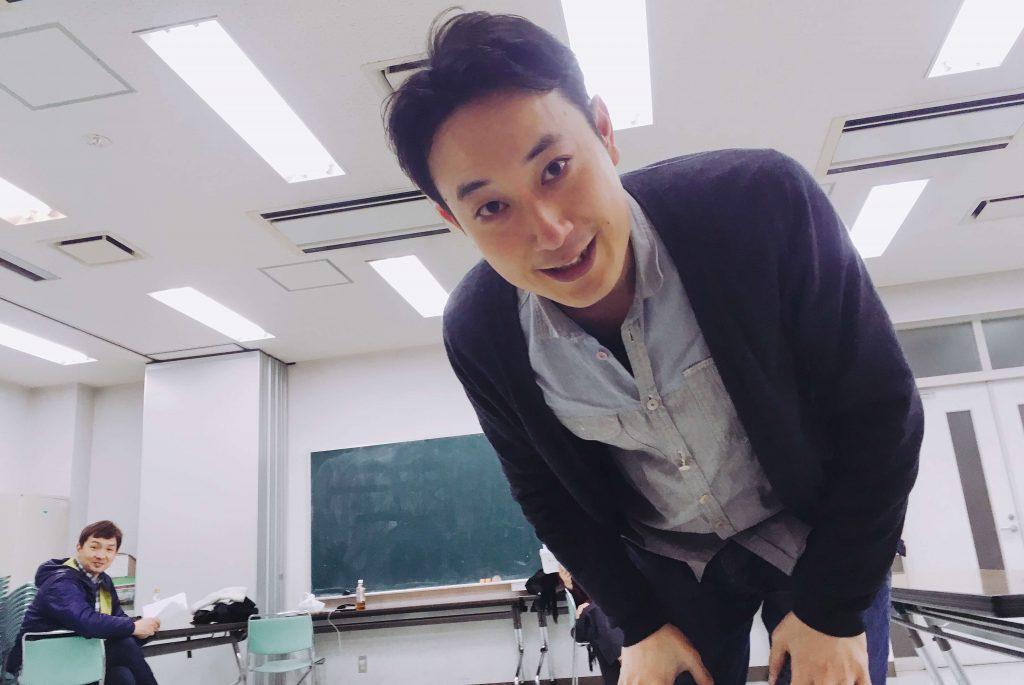 ホラー小濱さんと小さい遠藤さん