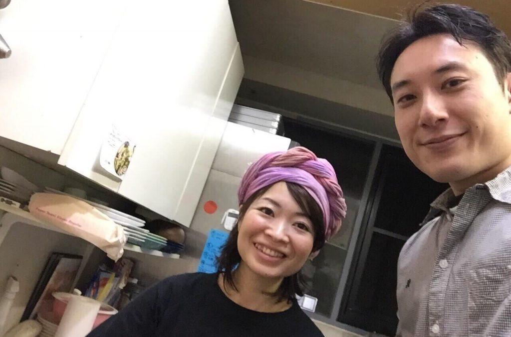 菊ちゃんと小濱晋