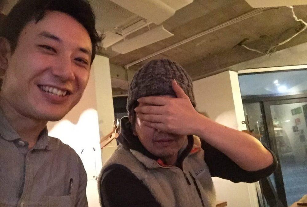 小濱さんと中通さん