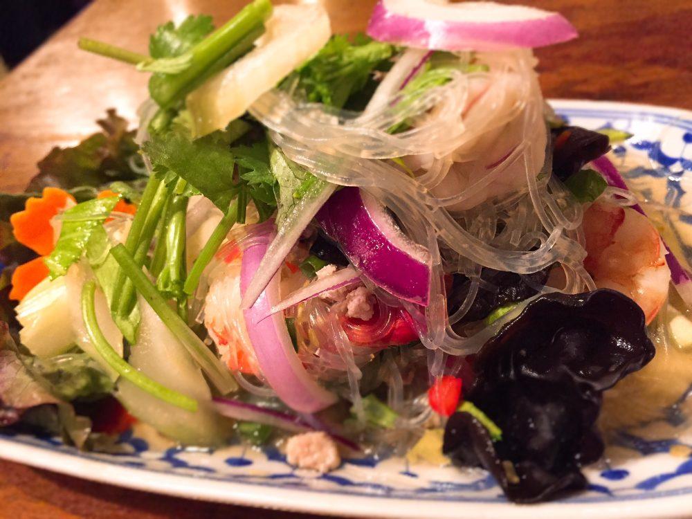 新宿のタイ料理屋さん