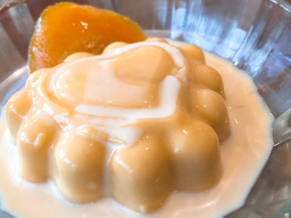 糖朝のマンゴープリン