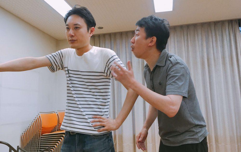 かっこつけ小濱さん
