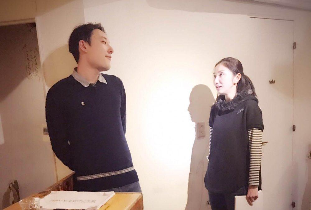小濱さんと京さま