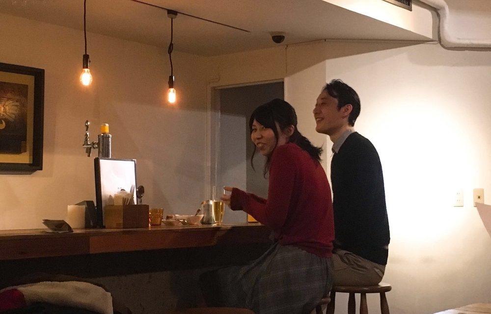 ノブクミさんと小濱さん