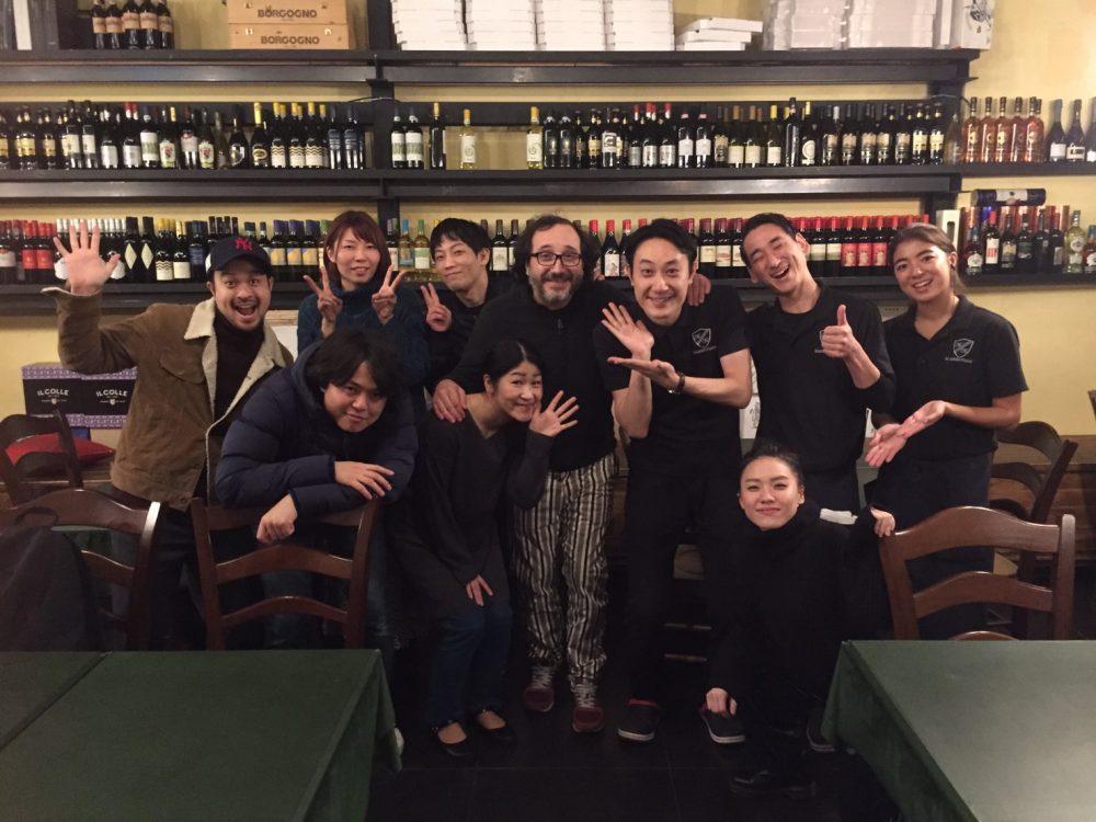 『ピッツァ meets 太陽の演劇ごはん in マッシモッタヴィオ』